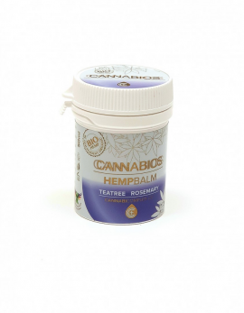 Cannabios Hemp balm+teatree, rosemary 50ml