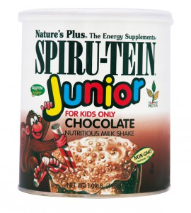 NATURES PLUS SPIRU-TEIN Junior Choco 495gr