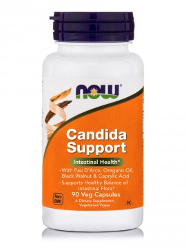 Now Foods Candida Support 90 Veg.Caps.