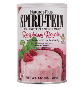 Natures Plus SPIRU-TEIN RASPBERRY ROYALE, 510G