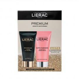 Lierac Premium Set le Masque Ant-Age Absolu 75ml + Δώρο Supra Radiance Masque Eclat Double Peeling 75ml