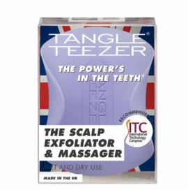 Tangle Teezer The Scalp Exfoliator And Massager Lavender Lite 1τμχ