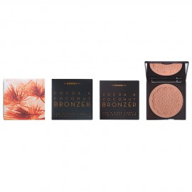 Korres Cocoa & Coconut Bronzer Luminous Finish 02 Warm Shade 10gr