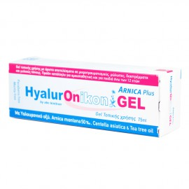 Abc Kinitron HyalurOnikon Gel Arnica Plus 75ml