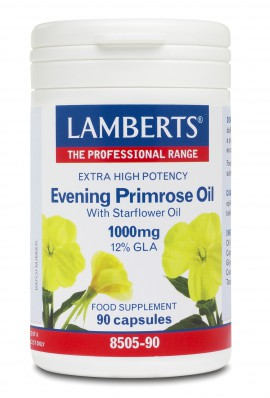 LAMBERTS EVENING PRIMROSE OIL&STARFLOWER 90CAPS