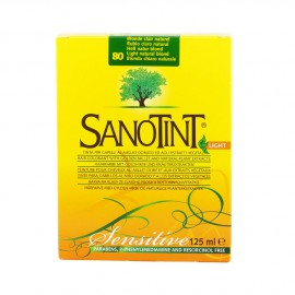 SANOTINT LIGHT 80 LIGHT NATURAL BLONDE 125ML
