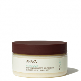 Ahava Softening Butter Dead Sea Salt Scrub 235ml