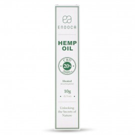 Endoca Hemp oil 20% CBD 10ml