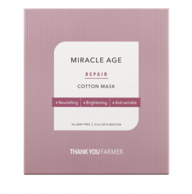 Thank You Farmer Miracle Age Repair Cotton Mask 25ml