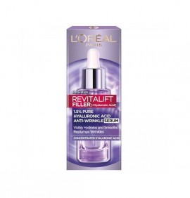 L Oreal Paris Revitalift Filler Serum Dropper 30ml