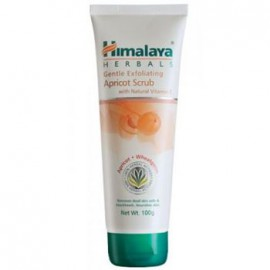 Himalaya Gentle Exfoliating Apricot Scrub 75ml