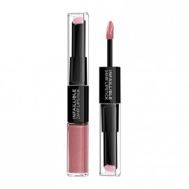 LOreal Paris Infaillible 24HR 2 Step Lipstick 110 Timeless Rose