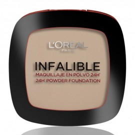 LOreal Paris Infallible Powder 123 Warm Vanille 9g