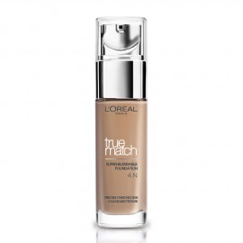 LOreal Paris True Match Super-Blendable Foundation 4N Beige 30ml