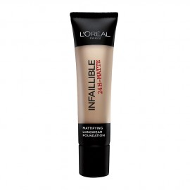 LOreal Paris Infallible 24H Matte Foundation 20 Sand 35ml