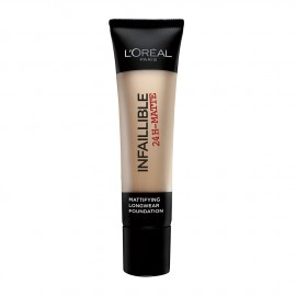 LOreal Paris Infallible 24H Matte Foundation 22 Radiant Beige 35ml