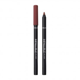 LOreal Paris Infaillible Longwear Lip Liner 205 Apocalypse Red