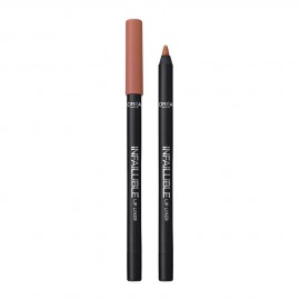 LOreal Paris Infaillible Longwear Lip Liner 101 Gone with the Nude