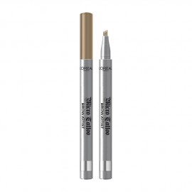 LOreal Paris Micro Tattoo Brow Artist Micro-Precise Felt Tip Brown Pen 101 Blond