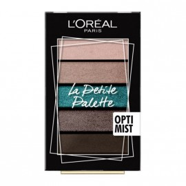LOreal Paris La Petite Palette Mini Eyeshadow 03 Optimist 5x0,80g