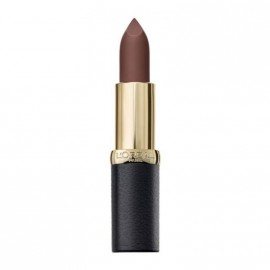 LOreal Paris Color Riche Matte Lipstick 654 Bronze Sautoir