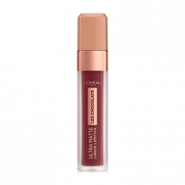 LOreal Paris Les Chocolates Ultra Matte Liquid Lipstick 868 Cocoa Crush 7.6ml