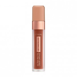 LOreal Paris Les Chocolates Ultra Matte Liquid Lipstick 866 Truffamania 7.6ml