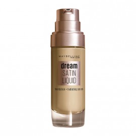 Maybelline Dream Satin Liquid Foundation + Hydrating Serum SPF13 21 Nude 30ml