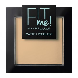 Maybelline Fit Me Matte and Poreless Powder 250 Sun Beige 9g