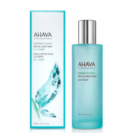 Ahava Dead Sea Plants Dry Oil Body Mist Sea Kissed 100ml