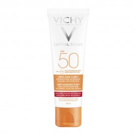 VICHY Ideal Soleil SPF50 Anti-ageing 3in1 Antioxidant Care 50ml