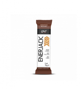 QNT Enerjack Protein Bar Double Chocolate 75gr