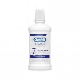 ORAL-B 3D White Luxe 7 days Perfection Στοματικό Διάλυμα 500ml