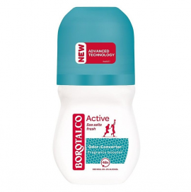 Borotalco Active Roll On Sea Salts Fresh 50ml