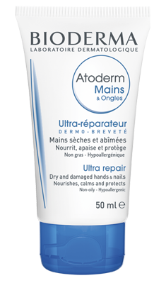 BIODERMA Atoderm Mains & Ongles Hand Cream 50ml