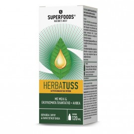 SUPERFOODS Herbatuss 120ml