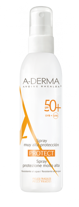ADERMA PROTECT Spray SPF50+ 200ml