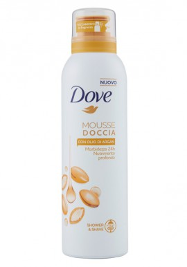 DOVE Shower Mousse Argan 200ml