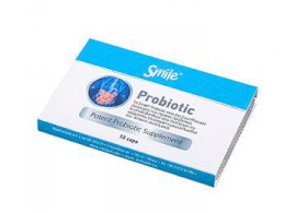 AM HEALTH Smile Probiotic 10 CAPS