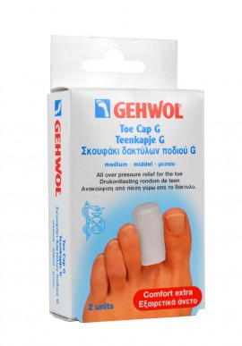 GEHWOL TOE CAP G MEDIUM 2ITEMS