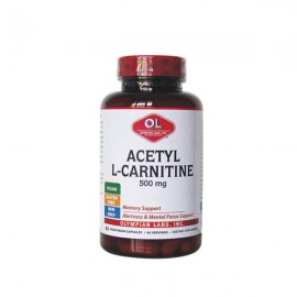 Olympian Labs Acetyl L-Carnitin 500mg 60caps