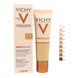 Vichy Mineral Blend Make-Up Fluid 09 Agate 30ml