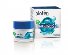Bioten NIGHT CREAM HYALURON 3D 50ML
