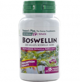 Natures Plus Boswellin 300mg 60 veg.caps