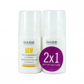 BABE BODY PROMO PACK DEODORANT 50ml 1+1