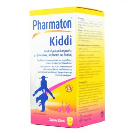 PHARMATON KIDDI SYRUP 200ml