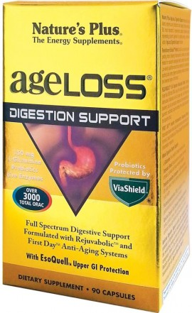Natures Plus Age Loss Digestion Support 90caps