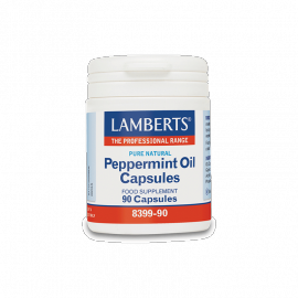 LAMBERTS PEPPERMINT OIL 100MG 90CAPS