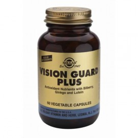 SOLGAR VISION GUARD PLUS VCAPS 60S