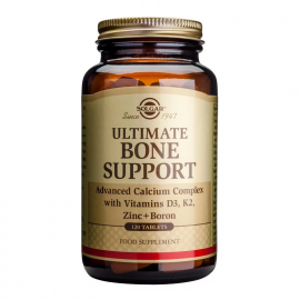 SOLGAR ULTIMATE BONE SUPPORT 120TAB